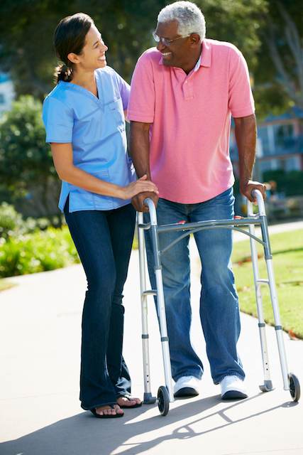 Balance as a Fall Prevention Strategy