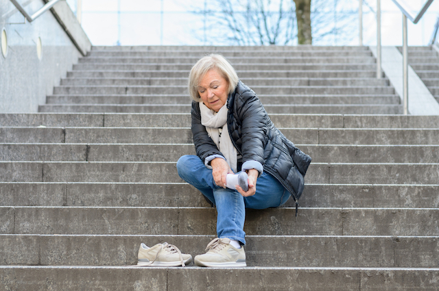 Falls, Aging, and Risks