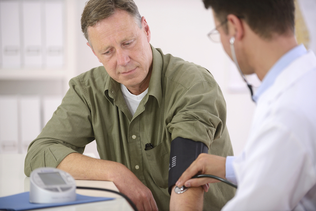 Orthostatic Hypotension: Low Blood Pressure and Falls
