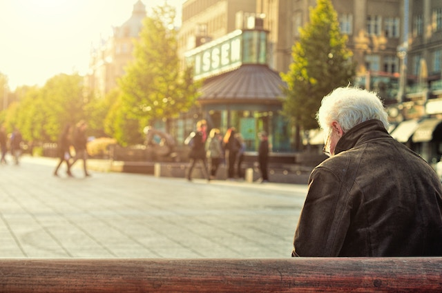 Personality Change is Common First Sign of Dementia