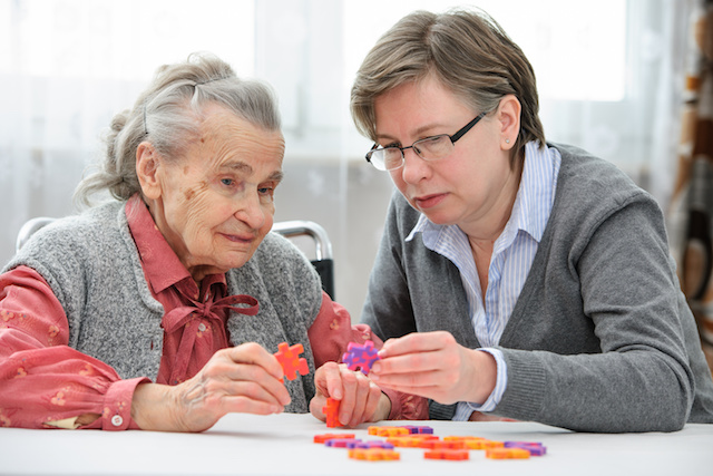 Why the Behaviors with Dementia?